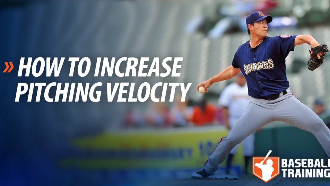 Pitching Workout To Increase Velocity - Workout To Throw Harder