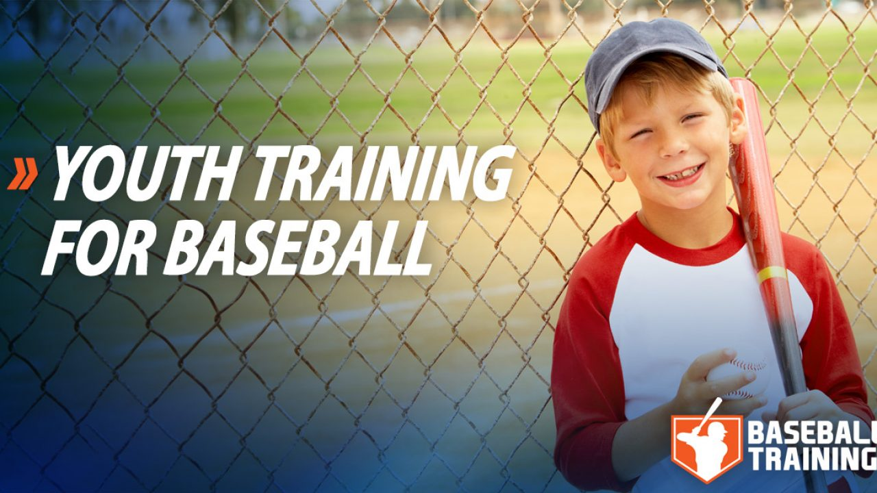 Youth Baseball Training - Can Kids Train For Baseball?