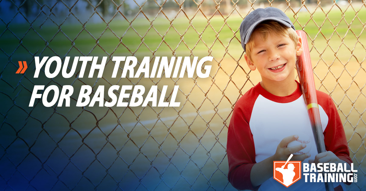 Youth baseball offseason workouts