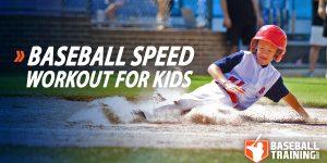 Speed Training For Kids