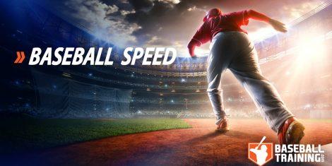 baseball speed